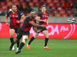 Ntsila reports for duty at the Cheetahs | News Article