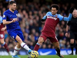 It will be up to us to focus on what we do on the pitch - Lampard | News Article