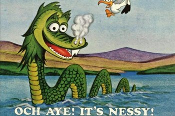 Conspiracy Corner - 5th sighting of the Loch Ness Monster in 2020 | Blog Post