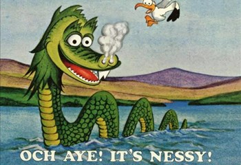 Conspiracy Corner - 5th sighting of the Loch Ness Monster in 2020 | News Article