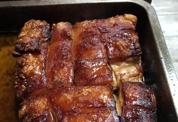 Ilse Cooks the Books: Crispy Pork Belly | News Article