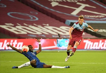 Hammers bag three valuable points against Chelsea | News Article