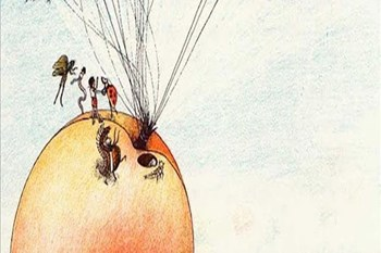 #OFMKidsCorner - Celebrities read James & the giant peach - Part 5 | Blog Post