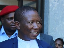 Malema: GBV should be a crime against the state  | News Article