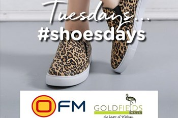 It's #ShoesDay every Tuesday in August - Here is our first lucky winner! | Blog Post