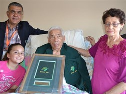 Northern Cape Cricket pays tribute to Cecil Jacobs   News Article