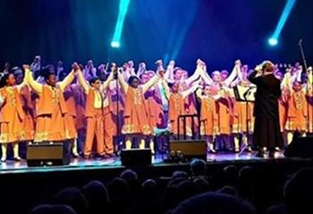 BFN Children's Choir charts a new path | News Article