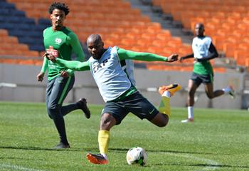Bafana striker, Rantie, still training with Celtic   News Article