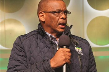 Law enforcement agencies used within ANC - Magashule   News Article