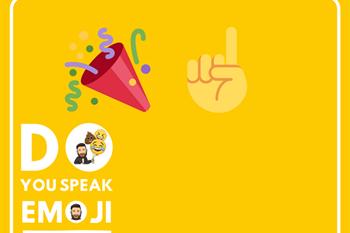 The Good Morning Breakfast: Do you speak Emoji 07 August | Blog Post