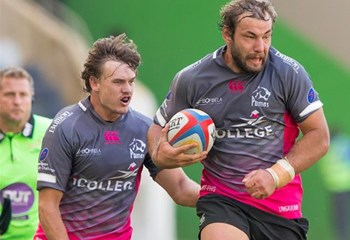 Rudolph ready to play for Pumas and Cheetahs | News Article
