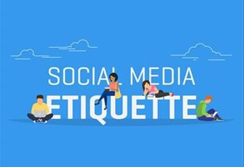 Social media etiquette | News Article