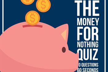 The Good Morning Breakfast: The Money for nothing quiz 16 September    Blog Post