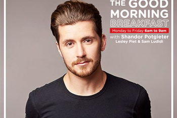 The Good Morning Breakfast: We catch up with Connell Cruise...   Blog Post