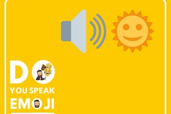 The Good Morning Breakfast: Do you speak emoji 17 September  | Blog Post