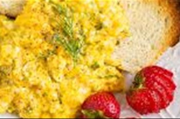 Your Weekend Breakfast Recipe - Smoky Scrambled Eggs | Blog Post