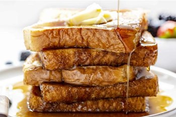 Your Weekend Breakfast Recipe - Ultimate French Toast | Blog Post
