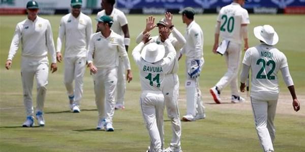 Proteas claim 2-0 Test series win over Sri Lanka | News Article