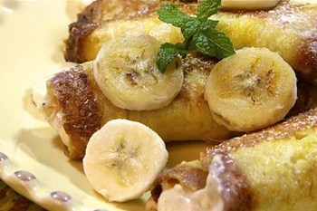 Your Weekend Breakfast Recipe - Banana Roll French Toast | Blog Post