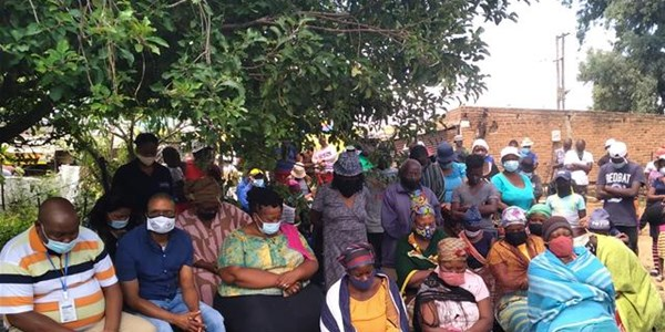 Ntombela visits families after drowning tragedy - PHOTOS, VIDEO | News Article