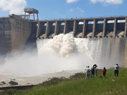 Vaal Dam gates opened - VIDEO | News Article