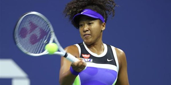 Osaka slices through Hsieh, books semis spot | News Article