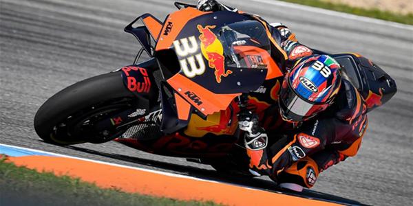 Binder has sights on consistent 2021 MotoGP season | News Article