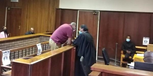 Lesedi FM presenter's husband abandons bail plea | News Article
