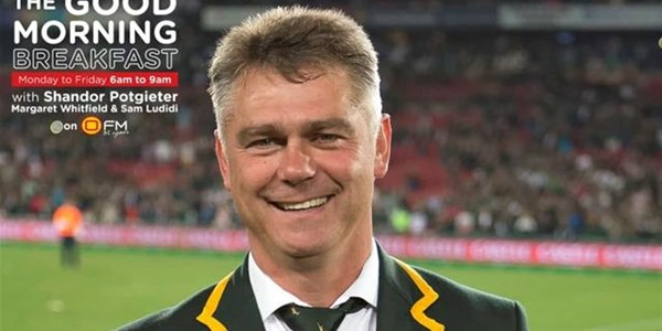 The Good Morning Breakfast: Heyneke Meyer Gives Advice | News Article