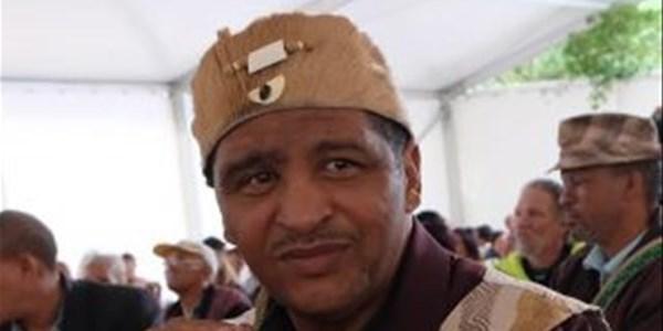 Khoisan-leier veroordeel rotskuns-diefstal | News Article