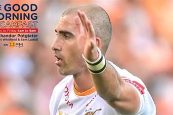 The Good Morning Breakfast: We Caught With Cheetah Rugby Player Ruan Pienaar | Blog Post