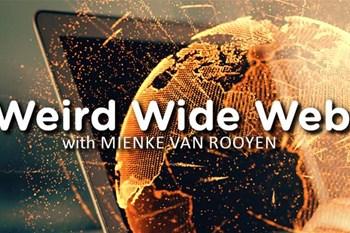 TJR - Weird Wide Web | Blog Post