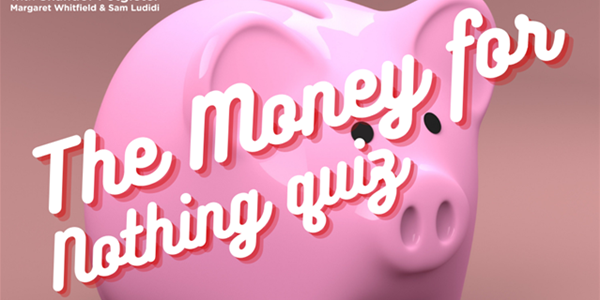 The Good Morning Breakfast: The Money For Nothing Quiz 26 February | News Article