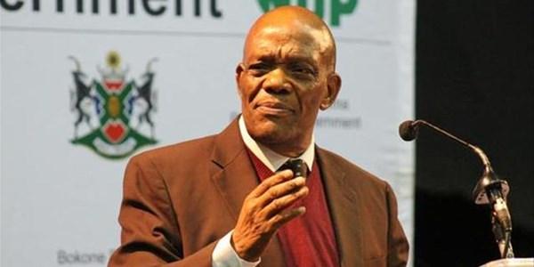 Mokgoro: I am in charge | News Article