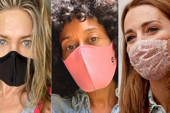 Woman uses underwear as mask! | Blog Post