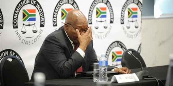 Jacob Zuma foundation hits out at Zondo | News Article