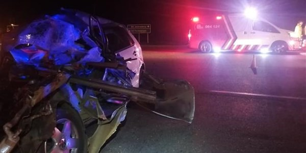 Two killed in accident outside Potchefstroom | News Article