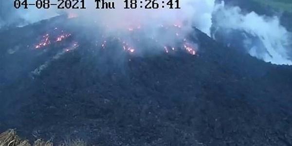 Volcano erupts on Caribbean island  | News Article