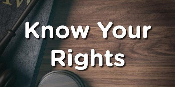 Know Your Rights with Honey Attorneys: Restraint of trade | News Article