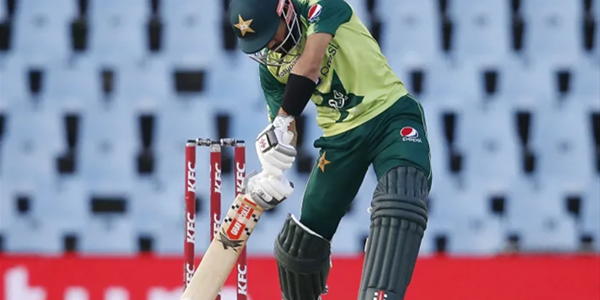 Babar smashes Pakistan to series lead | News Article