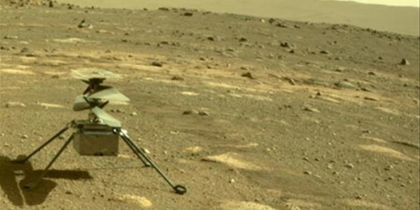 NASA's Mars copter flight could happen as soon as Monday | News Article