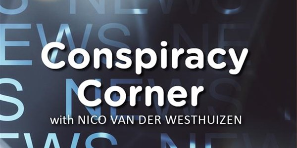 Conspiracy Corner - Out in space   News Article