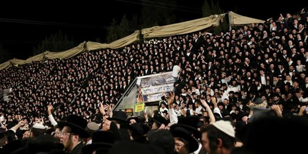 44 people killed at religious festival in Israel | News Article
