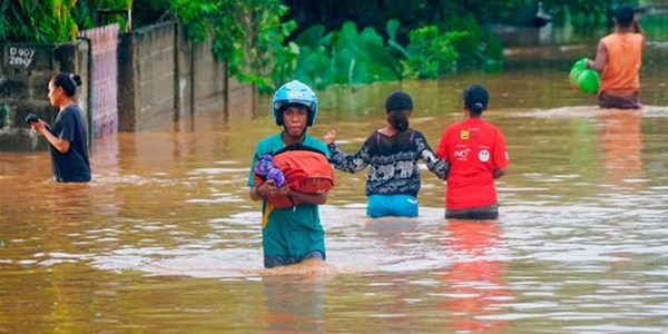 More than 75 dead in Indonesia, East Timor floods | News Article