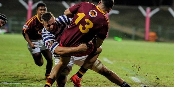 Ikeys claim the bragging right against Maties | News Article