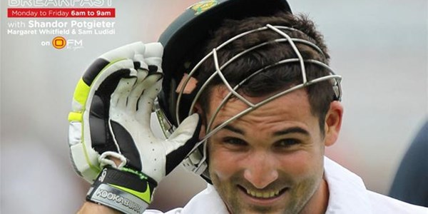 "Proteas Test captain Dean Elgar's ""pinch me"" moment 