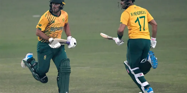Proteas desperate for series win | News Article