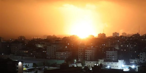 #Israel: More than 1,000 rockets fired   News Article