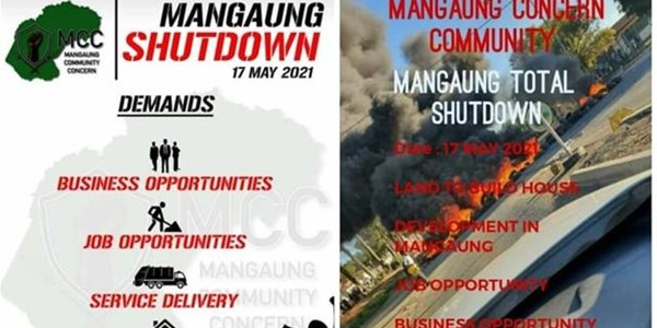 Protest action set to continue #MangaungShutdown | News Article