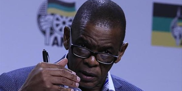 ANC to oppose #Magashule court application | News Article